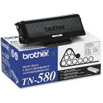 Brother TN580 Toner Cartridge Black New OEM