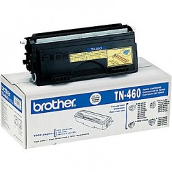 Brother TN460 Toner Cartridge Black New OEM